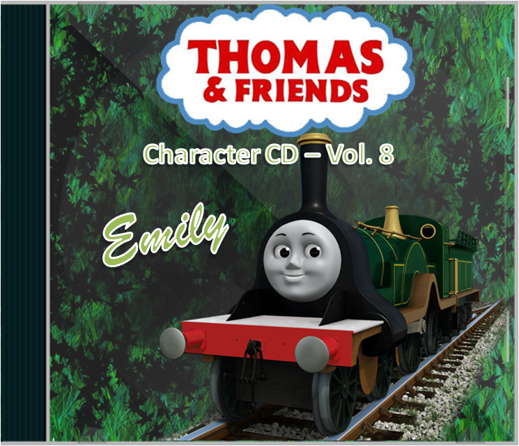 Thomas and Friends Character CD Vol 8 Emily by ...