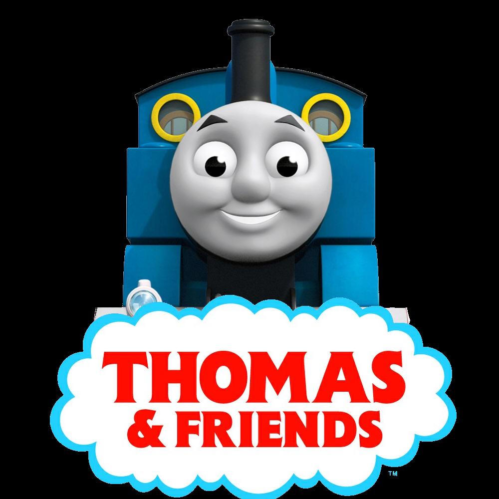 Modern CGI Thomas Logo