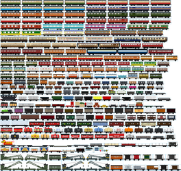 The Ultimate Standard Gauge Rolling Stock Sheet by Galaxy-Afro