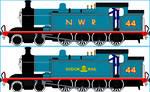 Nellie The LNER T1