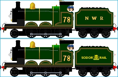 Mikado the Class 28 by Galaxy-Afro
