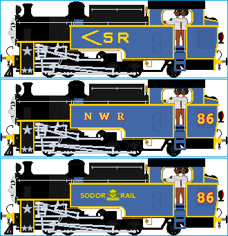 Ashima the Southern Indian Engine V2 by Galaxy-Afro
