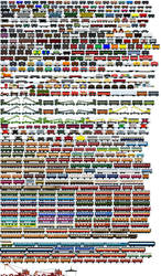 The Ultimate Rolling Stock Sheet V2