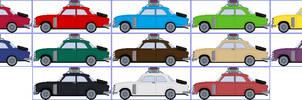 Generic Rally Cars 4
