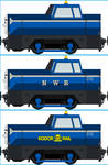 Denworth the Diesel Shunter