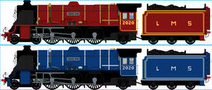 Duchess the Royal Engine