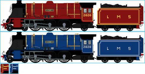Duchess the Royal Engine V2