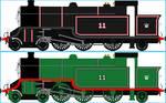Beryl the Big Tank Engine