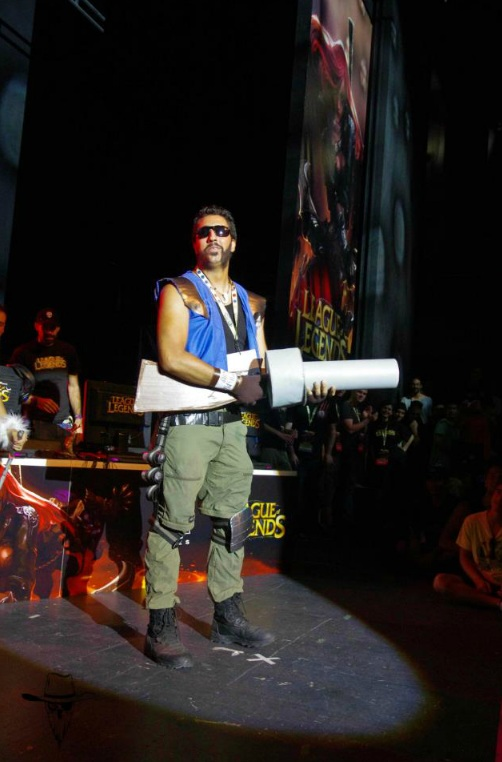 Hired Gun Graves cosplay by CosplayCorp on DeviantArt