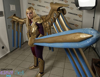 Aether Wing Kayle by CosplayCorp