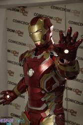 Iron Man MK 43 by CosplayCorp