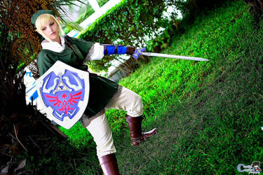 Link by CosplayCorp