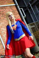 Supergirl by CosplayCorp