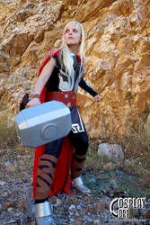 Lady Thor by CosplayCorp