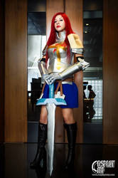 Erza Scarlet by CosplayCorp
