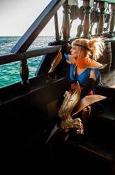 Corsair Quinn by CosplayCorp