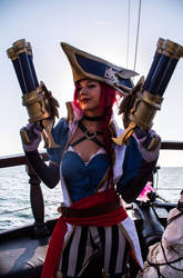 Captain Fortune by CosplayCorp