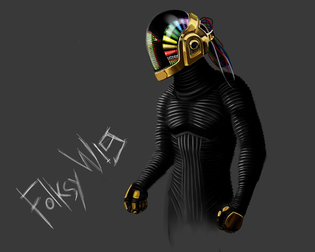 Daft Punk - Discovery Guy Manuel de Homem Christo by ...