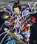Samurai God of Thunder