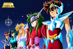 Project Remake 4 - Saint Seiya 4