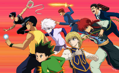 Hunter x Hakusho