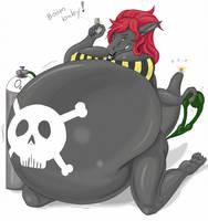 AT - Bomba by ChubbyDragonGirl