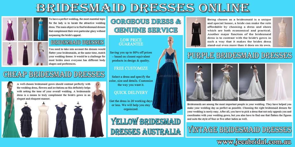Bridesmaid Dresses Online by Bridesmaid-Dresses