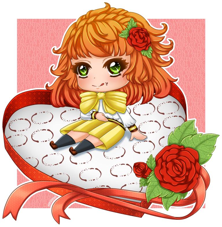 Valentine Treat For Yourself by xuei0000