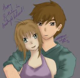Happy Birthday Amethyst Beloved! by selenityshiroi