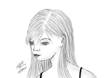 Test sketch by selenityshiroi