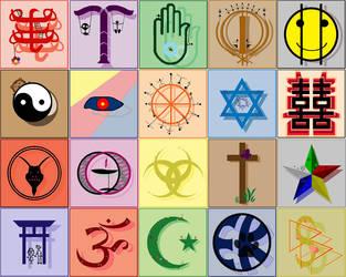 20 religions