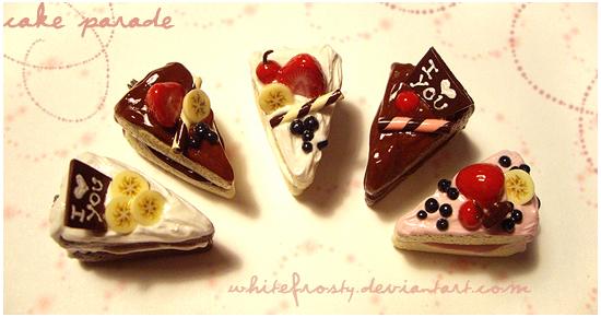Cake Parade by whitefrosty