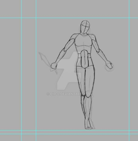 (WIP) Figure studying by dio-0
