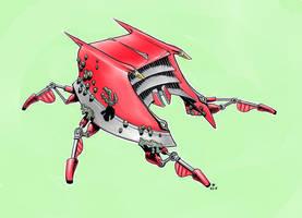Cadillac Crab by MrMayhemm