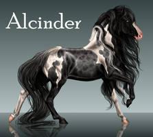 Alcinder by Vizseryn