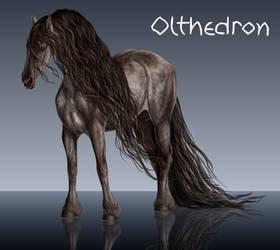 1283 Olthedron by Vizseryn