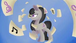 Octavia's Paper by purpleblackkiwi