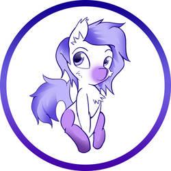 Adorable pony Icon