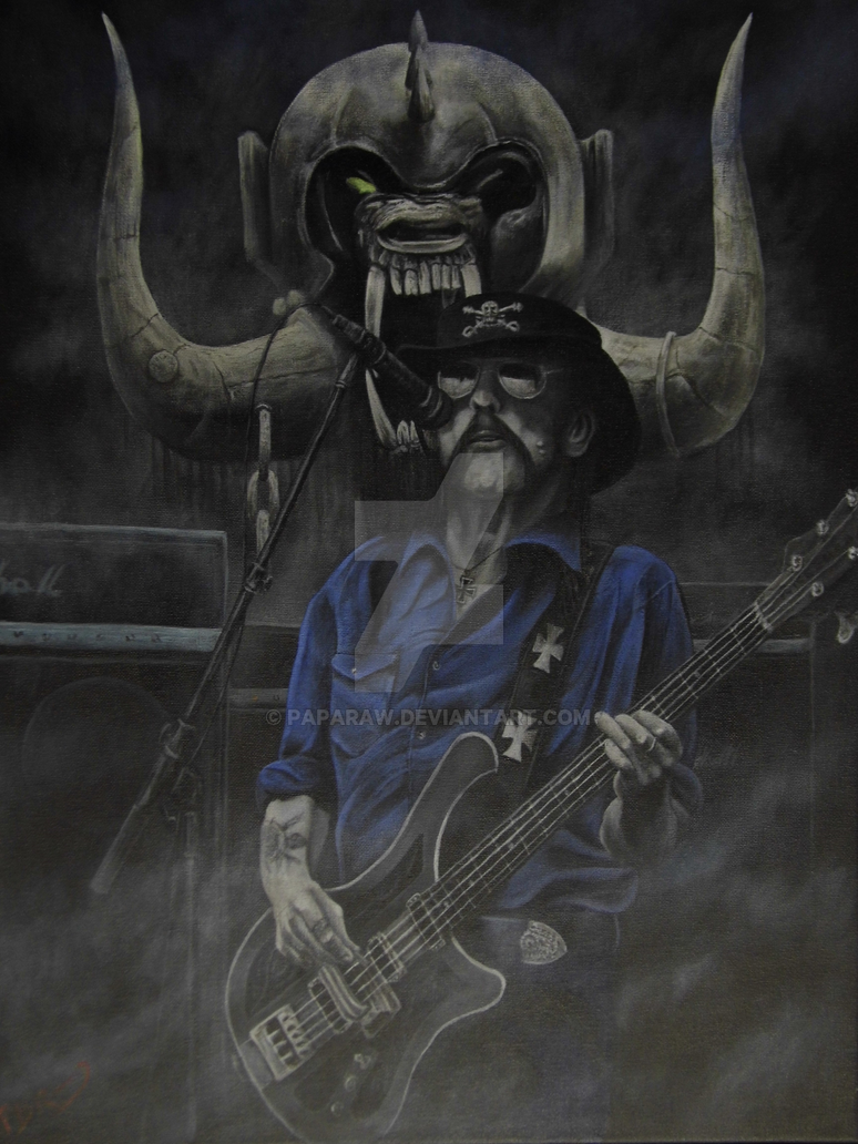 Lemmy by Paparaw