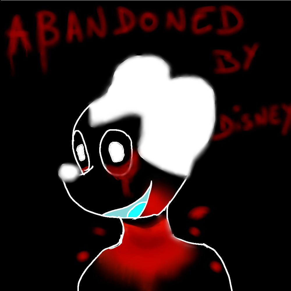Abandoned By Disney By Pozzothebloody On DeviantArt