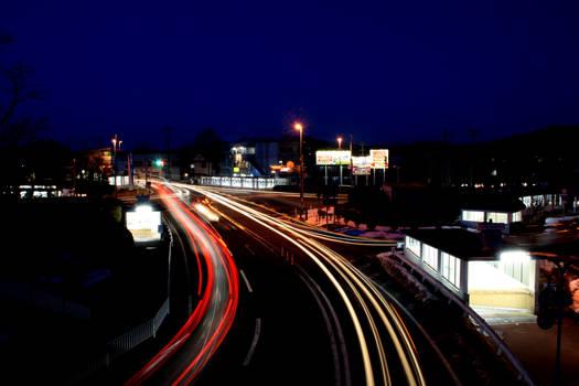 Morioka by night