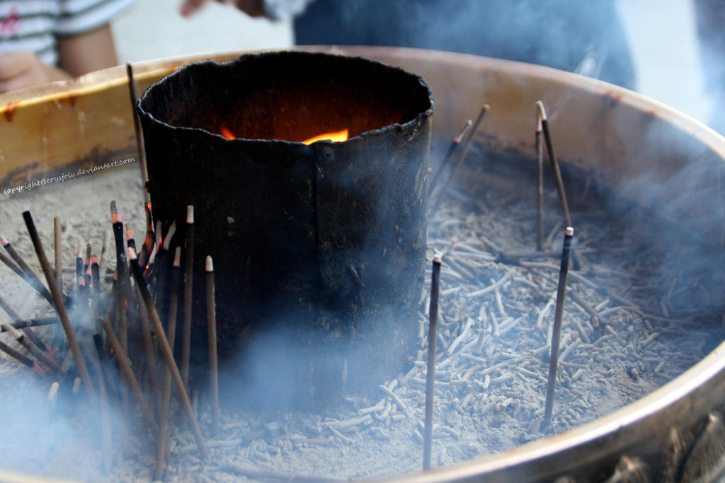 Incense for health