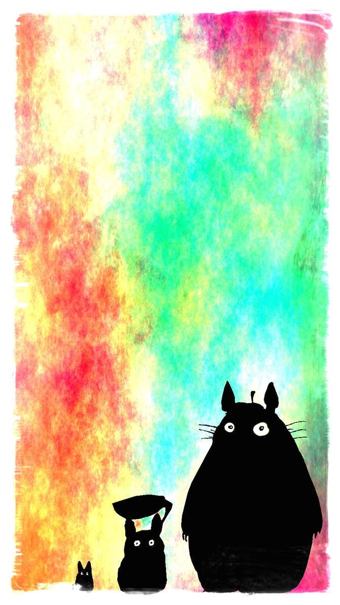 [FREE] Totoro Custom Box by Harmony-Wind