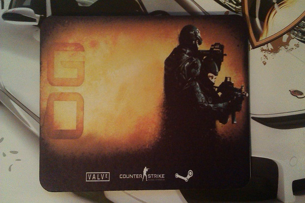 Custom Mouse Pad with CS:GO by supy23