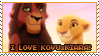 I love KovuxKiara by Mandspasm
