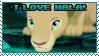 I love Nala by Mandspasm