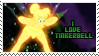 I love Tinkerbell by Mandspasm