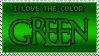Color: Green by Mandspasm