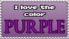 Color: Purple stamp by Mandspasm