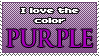Color: Purple stamp by Mandspasm